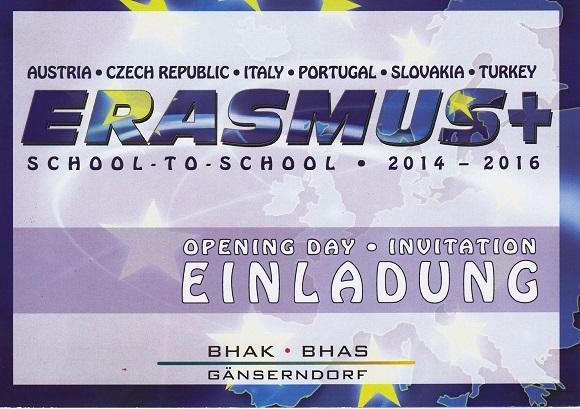Approvato per il Liceo Piria il progetto Erasmus