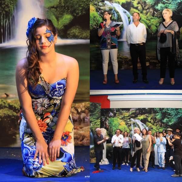 """Grandi effetti di immagine per lo spettacolo del Piria """"La leggenda del fiume Mesima"""""""