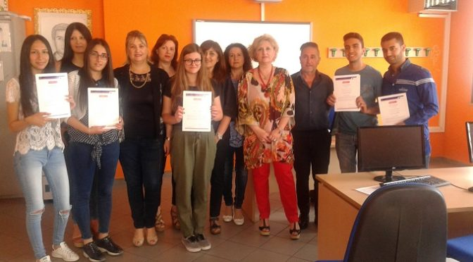 "Concluso con successo il progetto Erasmus ""Protect to the children. Save for crime"""
