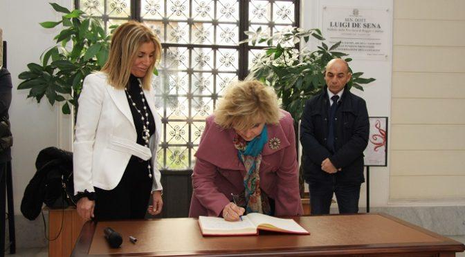 Studenti e docenti del liceo Piria aderiscono al Registro di Cittadinanza consapevole