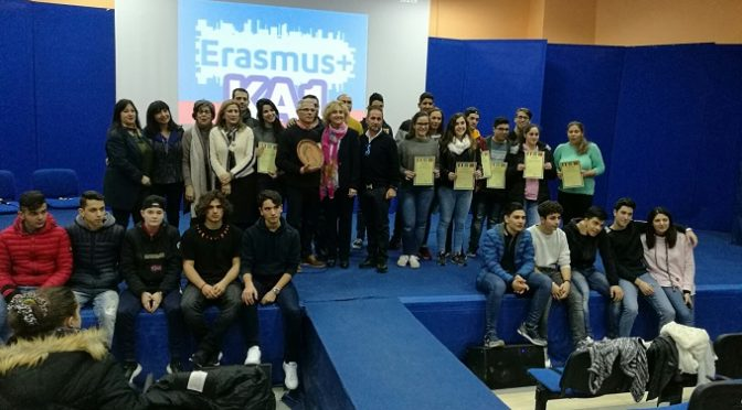 """Si è concluso il progetto """"Rosarno Learning Destination"""", Erasmus+ KA1: Job Shadowing"""