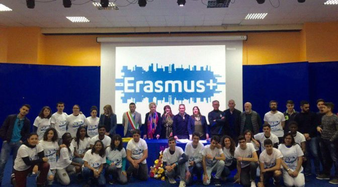 """Giunto a conclusione il progetto """"Sentimos, Solucionamos y Decidimos"""" Erasmus+ KA2"""