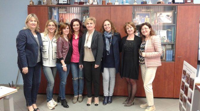 """Docenti neoassunti in Visiting al Liceo """"R.Piria"""" di Rosarno"""