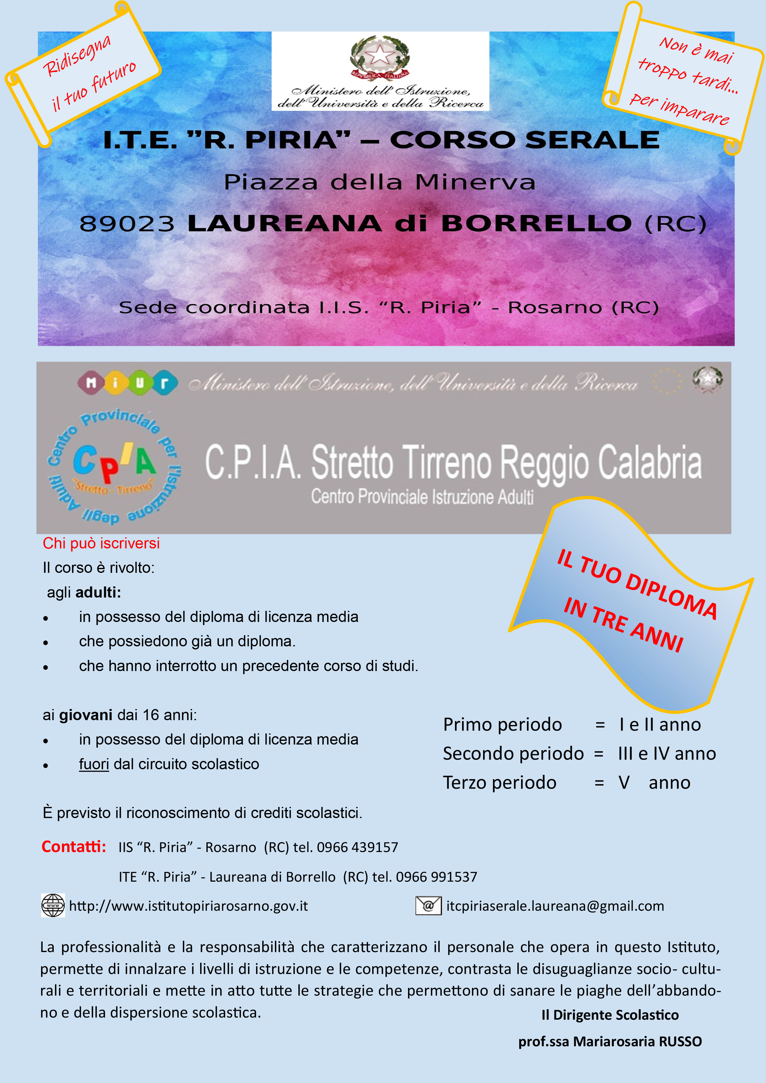 ITC Laureana di Borrello